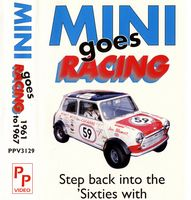 DVD MINI GOES RACING